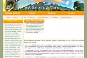 AA safaris & Tours